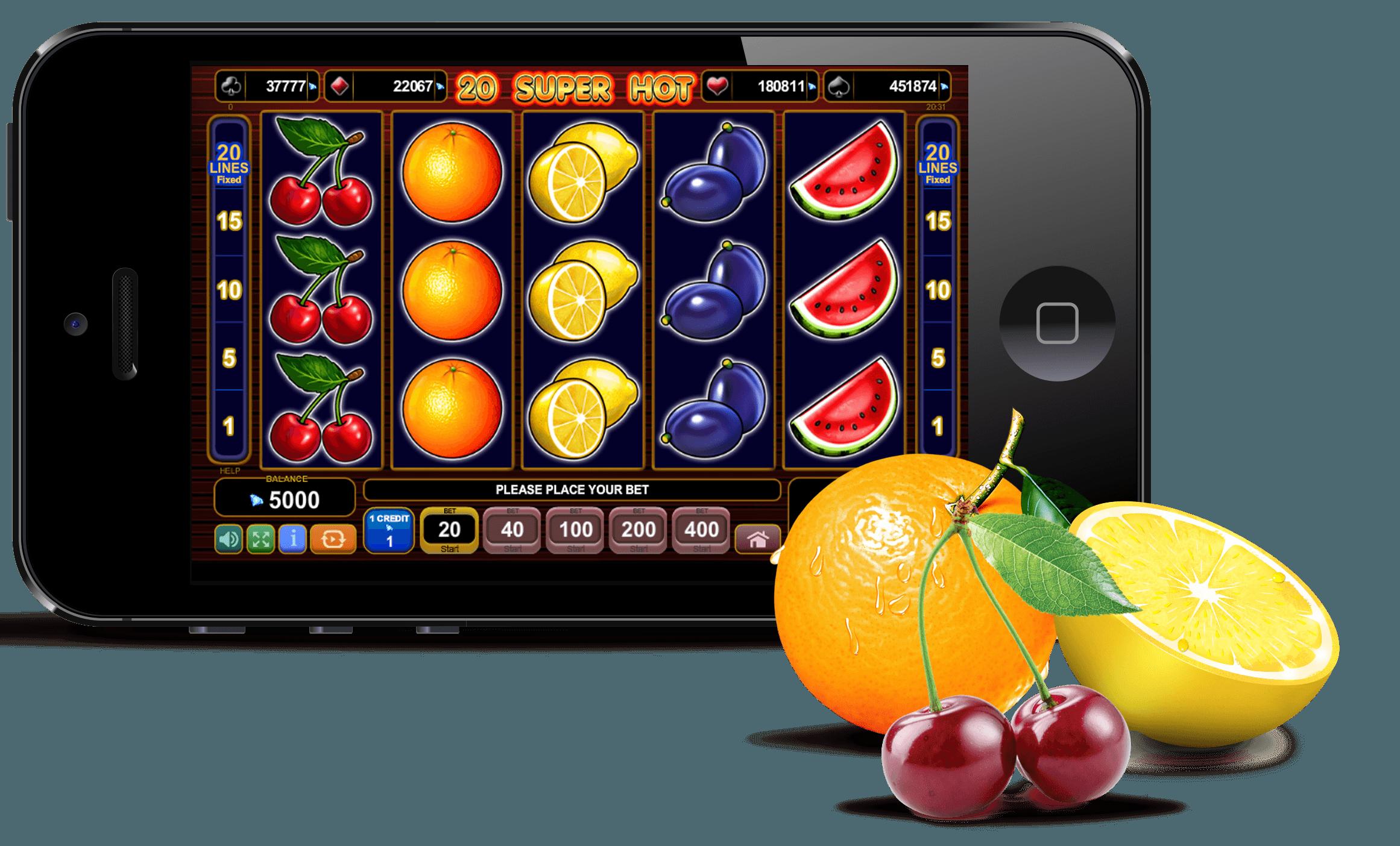 casino games bonus
