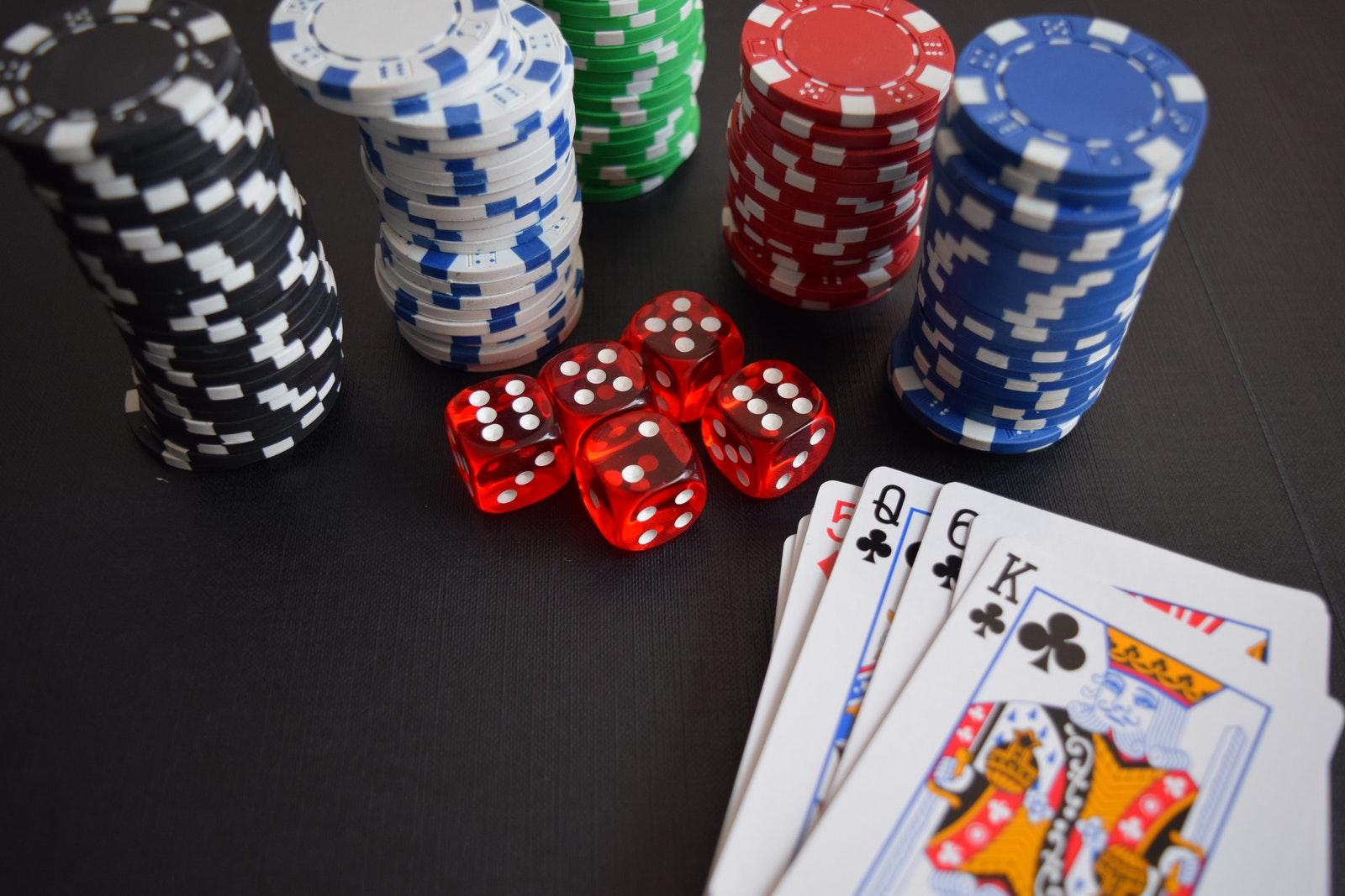 gambling games london